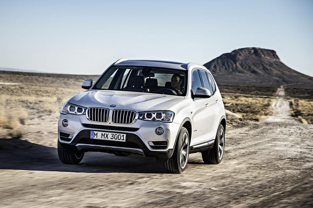BMW X3 petrol xDrive28i India