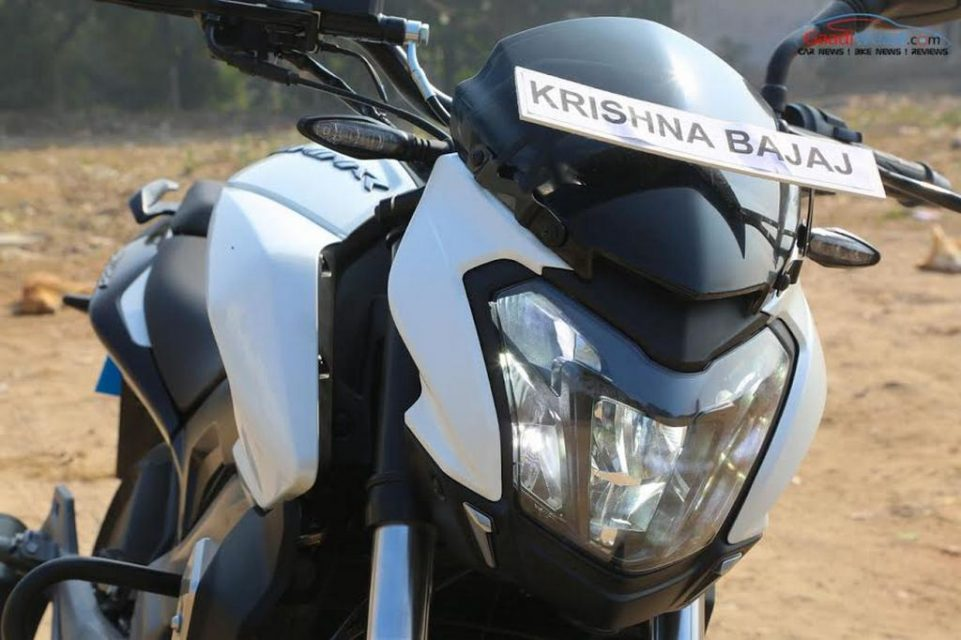 Bajaj Dominar 400 (D400) India 14