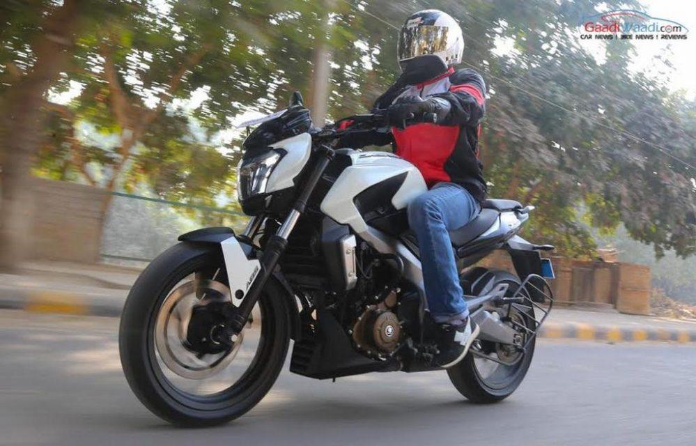 Bajaj Dominar 400 (D400) India 15