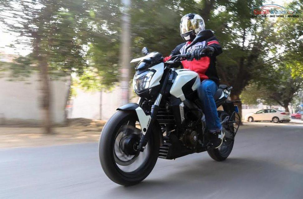 Bajaj Dominar 400 (D400) India 16