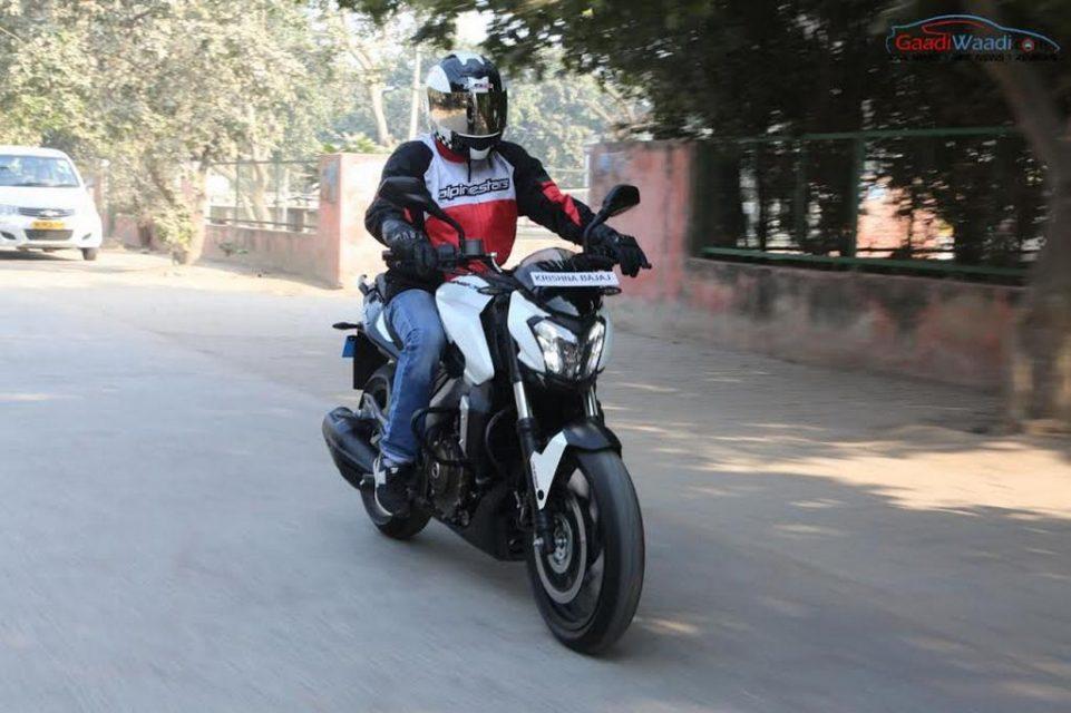 Bajaj Dominar 400 (D400) India 17
