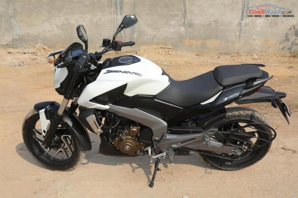 Bajaj Dominar 400 (D400) India 8