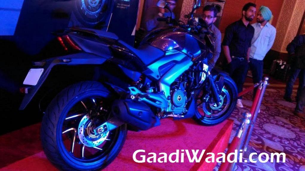 Bajaj Dominar 400 India Launch 24