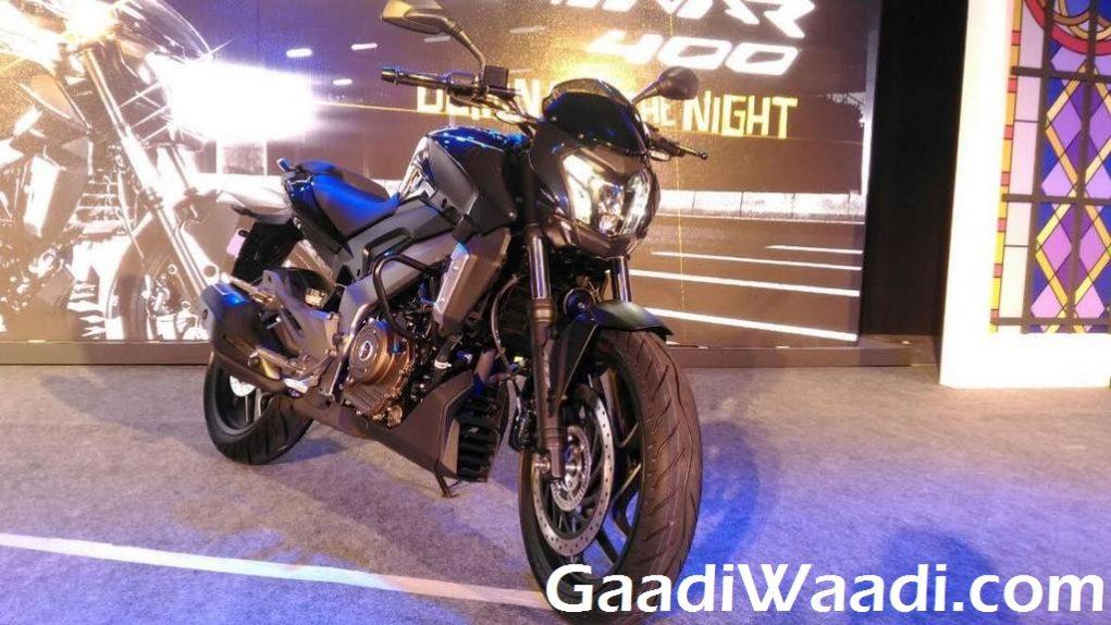 Bajaj Dominar 400 India Launch 29
