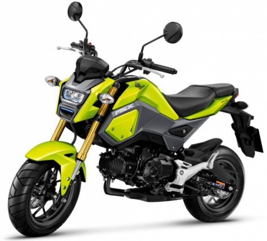 Honda MSX 125 launched