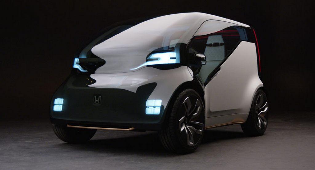 Honda NevV EV Concept 2017 CES