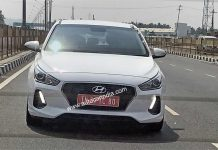 Hyundai i30 Hatchback Spied In India For The First Time
