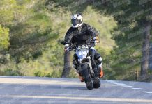 KTM 790 Duke Spied in Production Body; Launch Expected in Early 2018