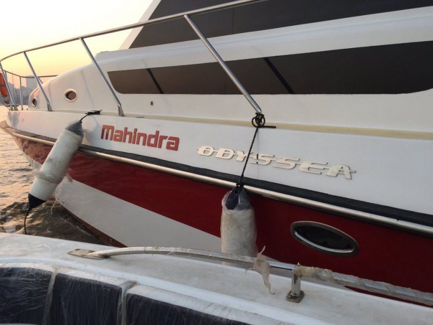 Mahindra Odyssea 55 ft Long Yacht 1