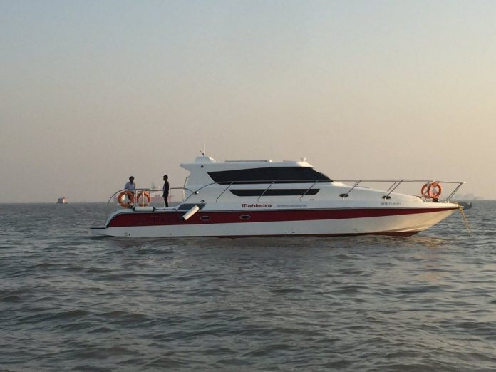 Mahindra Odyssea 55 ft Long Yacht