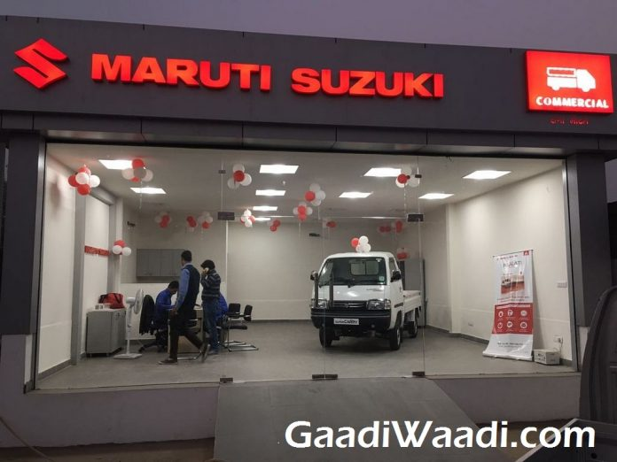 Maruti Suzuki Commercial Showroom Opens in Gurgaon 4