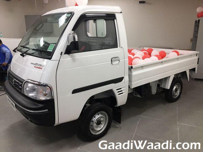 Maruti Suzuki Commercial Showroom Opens in Gurgaon