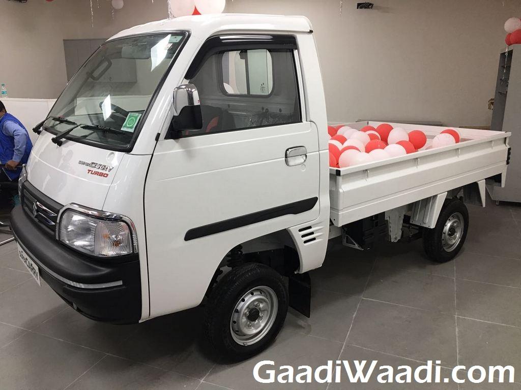 Fourth Maruti Suzuki Commercial Showroom Opens In Gurgaon