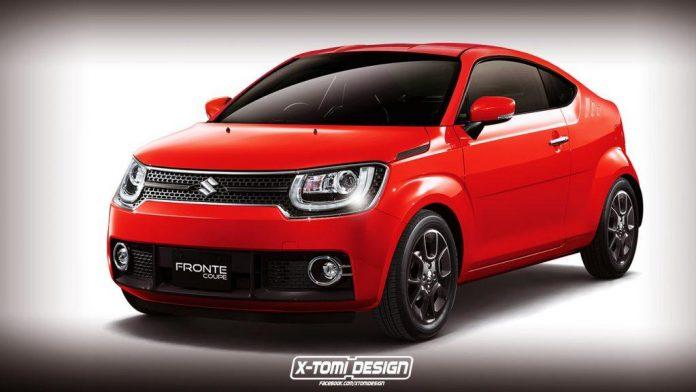 Maruti Suzuki Ignis Two-Door Coupe