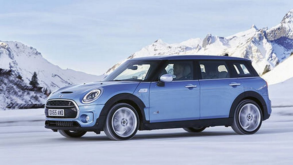 Mini Cooper Clubman All4 India