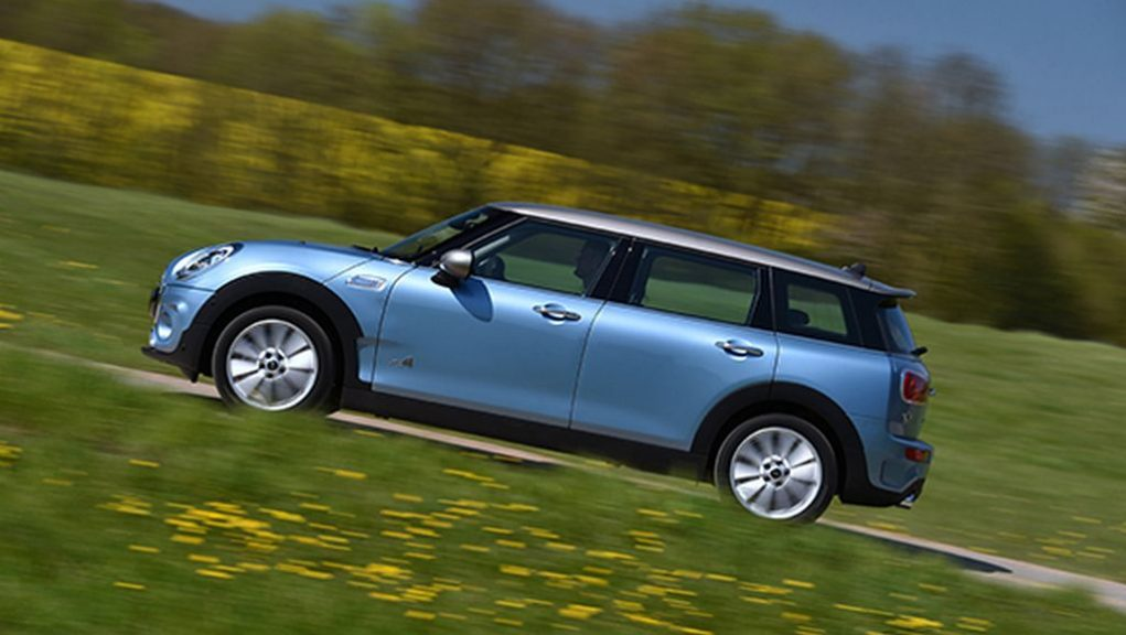Mini Cooper Clubman All4 India 3
