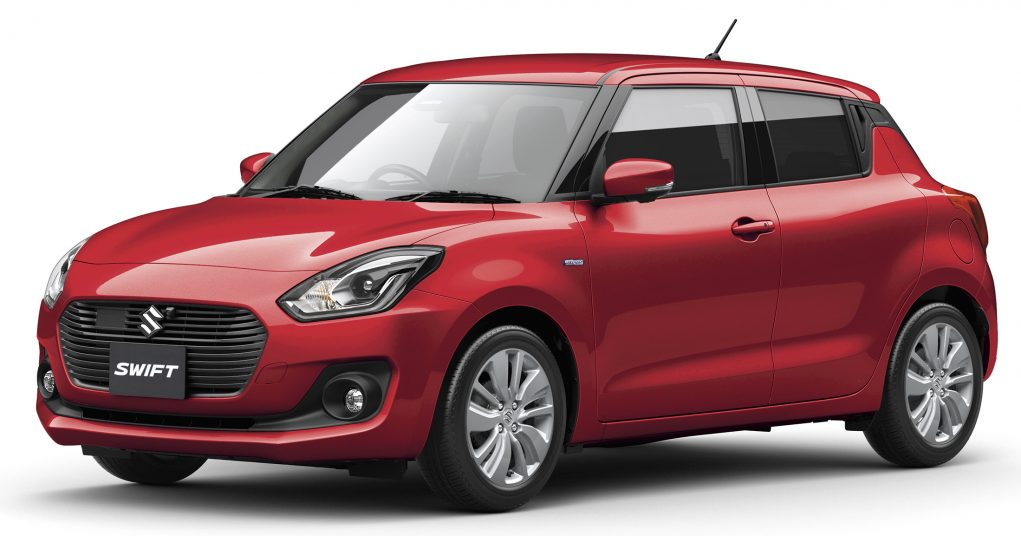 New-Suzuki-Swift-india