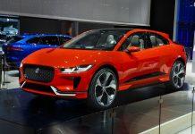 Photon Red I-Pace Concept Jaguar 3