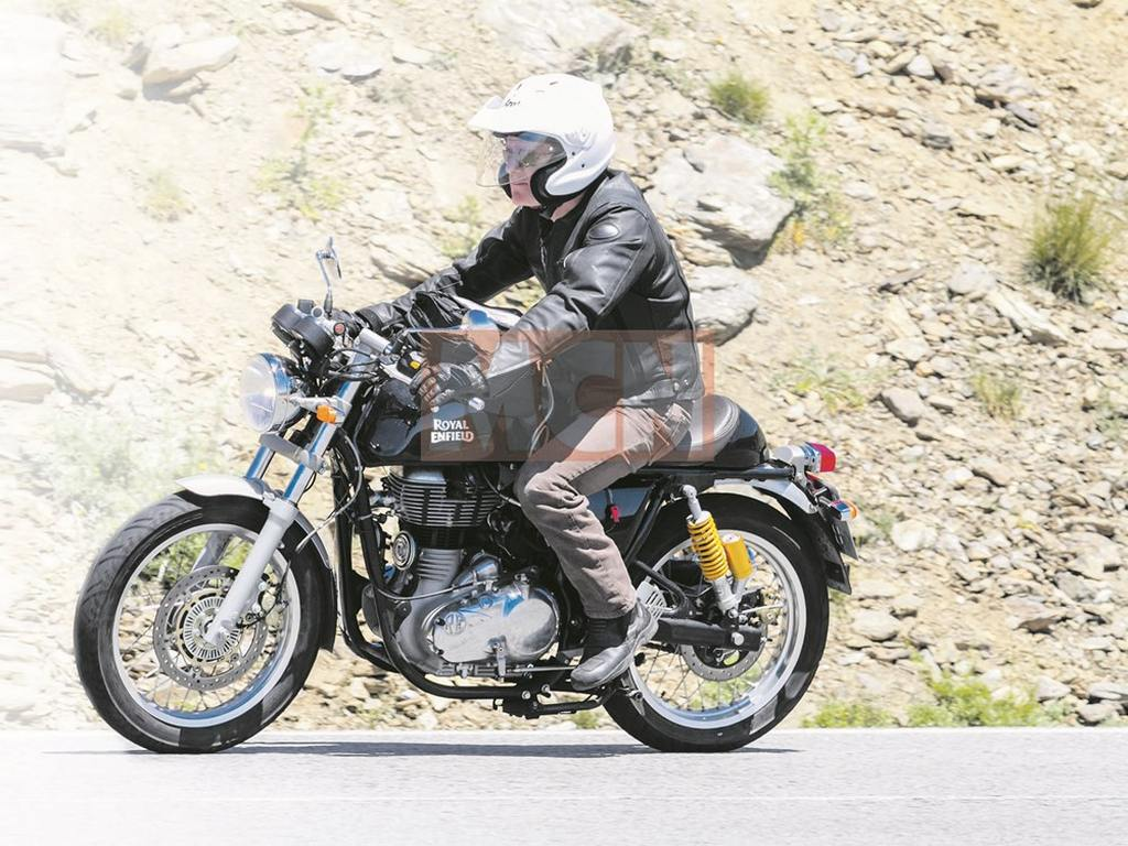 Royal Enfield Continental GT with Dual ABS