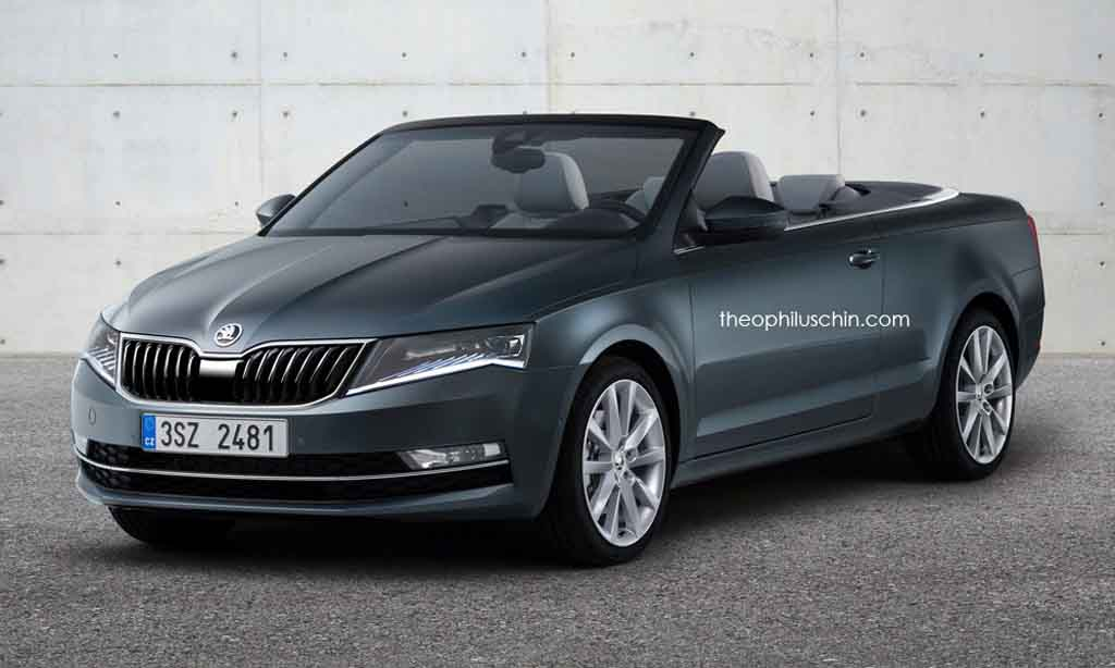 Skoda Octavia Cabriolet Will Stun You with Beauty and ...