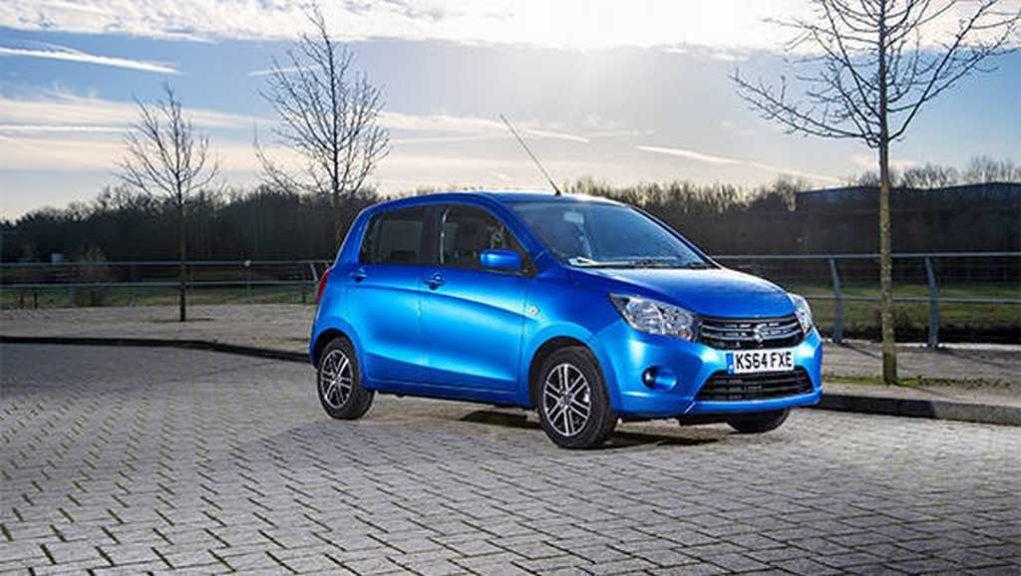 Suzuki Celerio Named Best New Drivers' Car in the UK 1