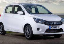 Suzuki Celerio Named Best New Drivers' Car in the UK