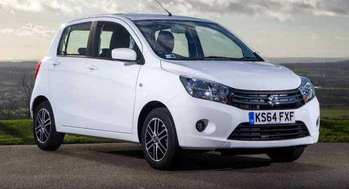 Suzuki Celerio Named Best New Drivers' Car in the UK