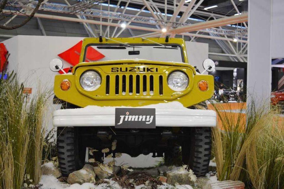 Suzuki Jimny LJ20 3