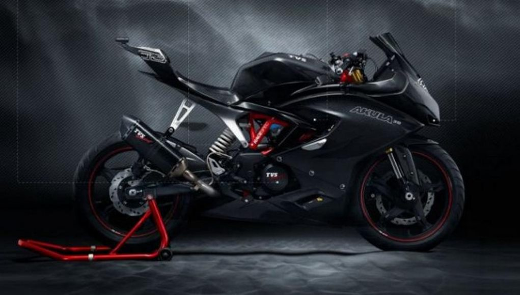 TVS Akula 310 (Apache 300) India Launch 3