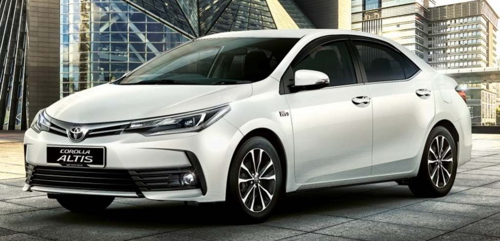 Toyota Corolla Facelift Launched in Malaysia