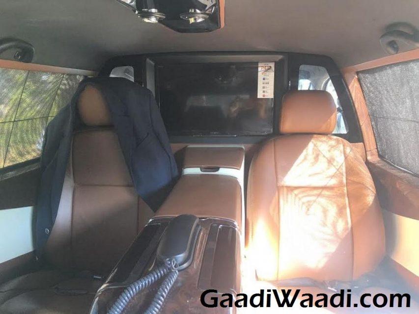 Toyota Fortuner Limousine 13