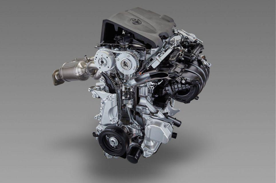 Toyota-TNGA-Based-2.5-Liter-Inline-Four