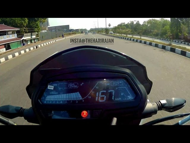 Bajaj Dominar 400 Top Speed