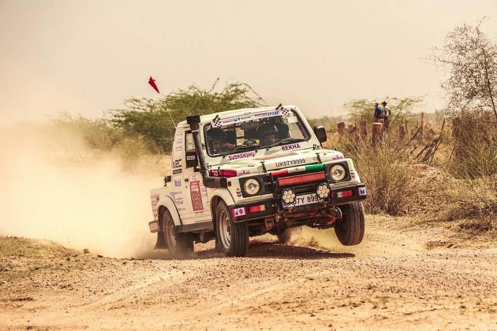 15th Maruti Suzuki Desert Storm to Kick Off on January 29 1