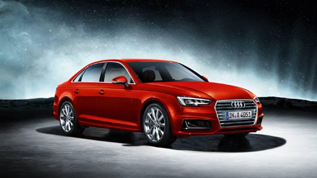 2017 Audi A4 Diesel India