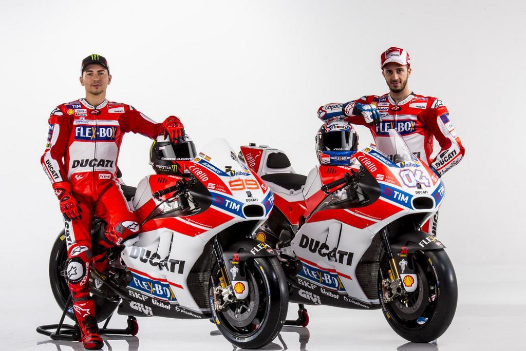 2017 Ducati GP17 MotoGP Race Bike 11