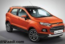 2017 Ford EcoSport Platinum Edition with Dual Tone Exteriors (3)