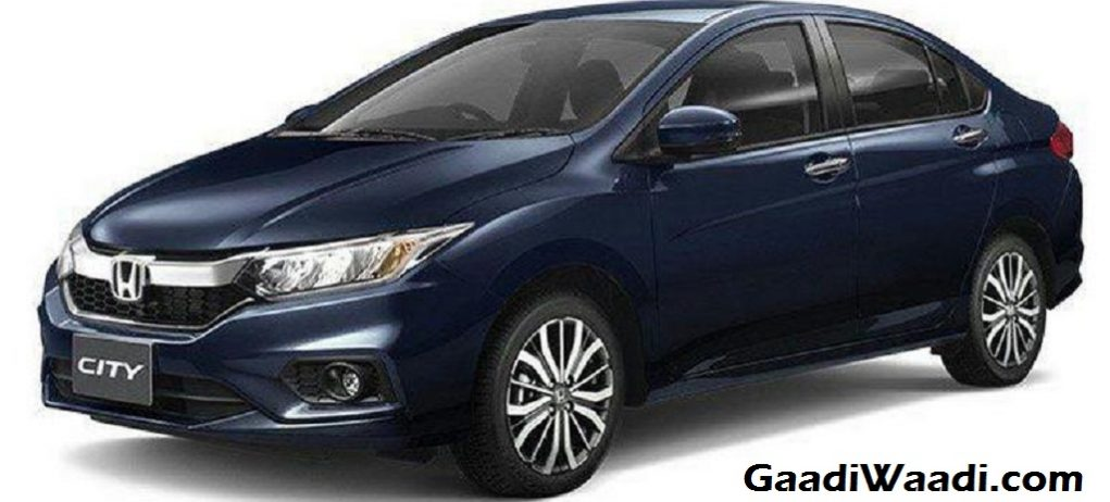 2017 Honda City Facelift India Launch on February 14