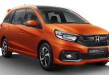 2017 Honda Mobilio Facelift 5