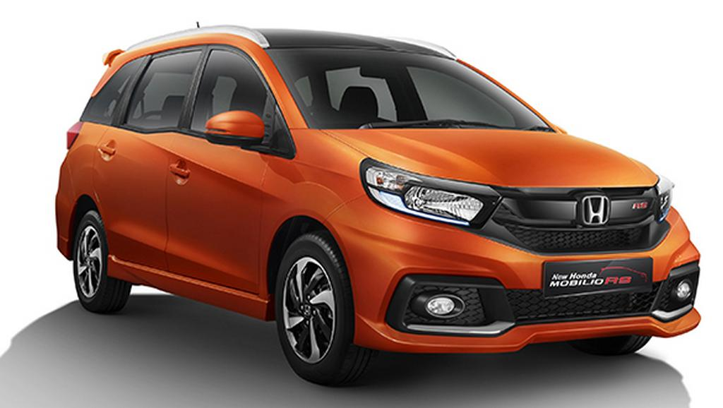2017 Honda Mobilio Facelift Launching Today in Indonesia