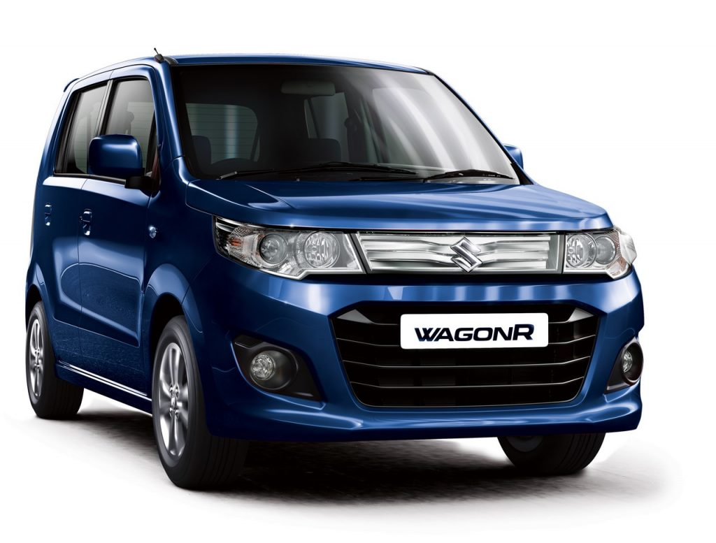 2017 Maruti Suzuki WagonR VXi+ Launched in India