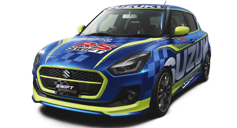 2017 Suzuki Swift Racer RS