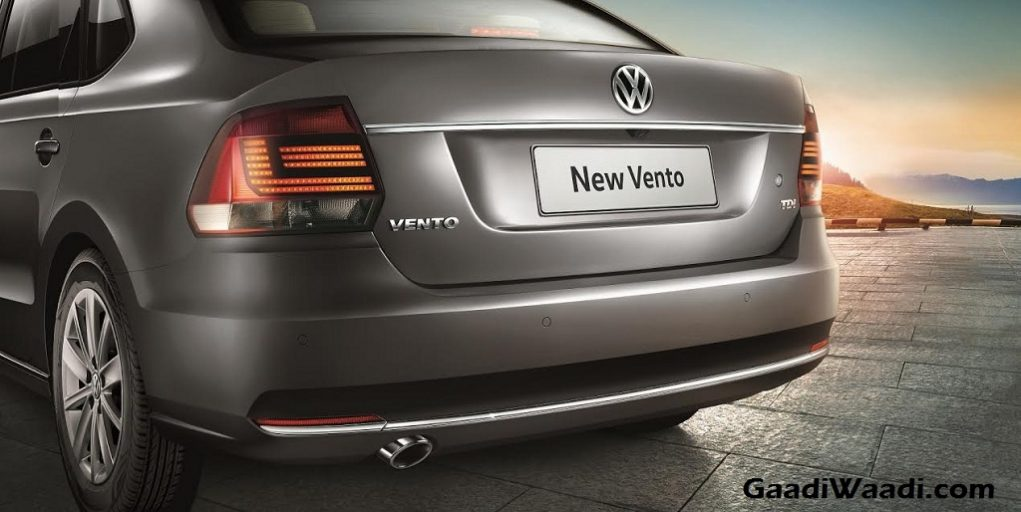 2017 Volkswagen Vento Highline Plus 1
