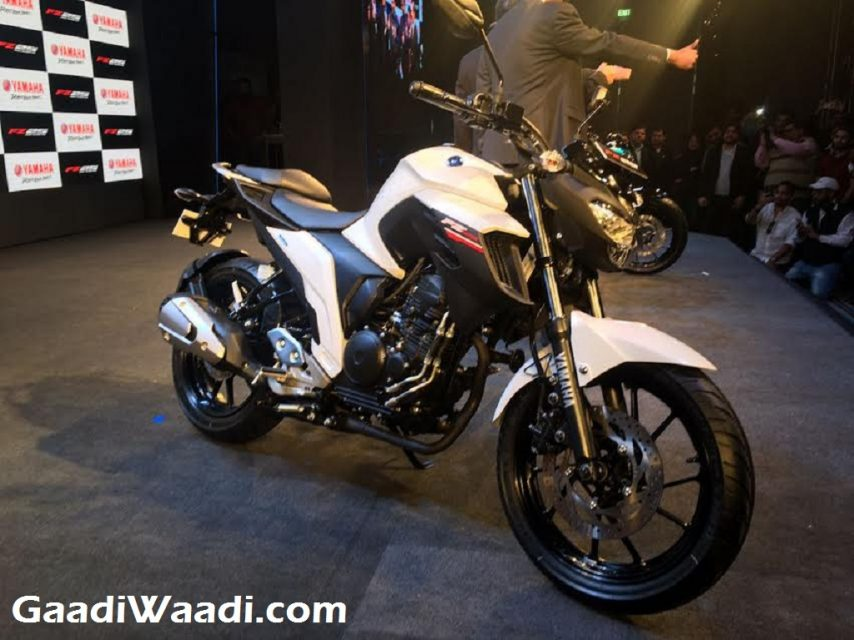 2017 Yamaha FZ25 Launched in India 5
