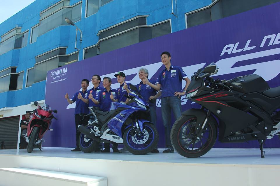 2017 Yamaha R15 V3 Launched In India - Price, Specs