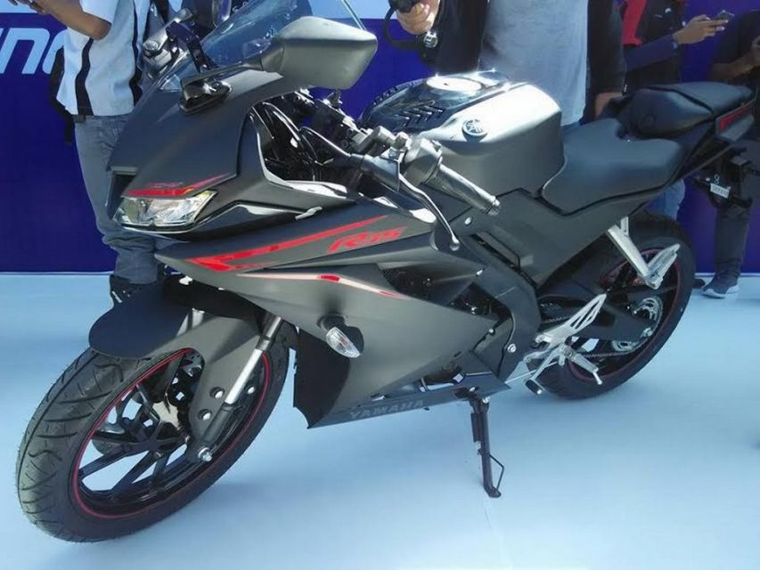 2017 Yamaha R15 V3.0 India Launch 2