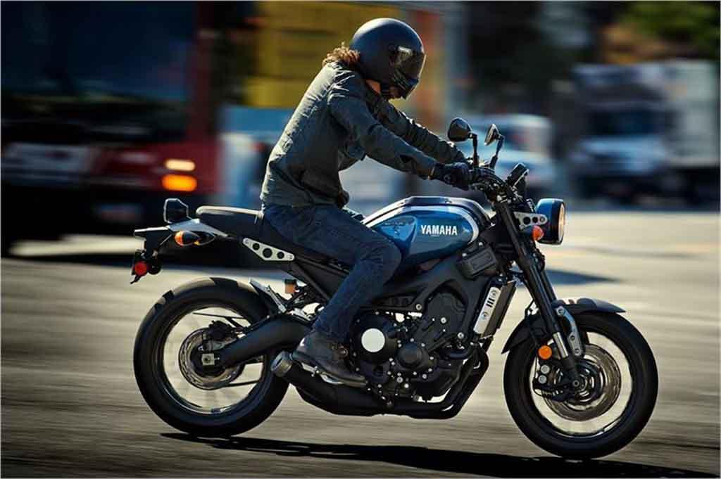Yamaha Xsr900 Cafe Racer Inspired By Vitpilen 401 Looks