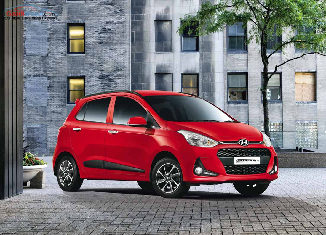 Hyundai Offers Grand i10, Elite i20 and Xcent With ABS And
