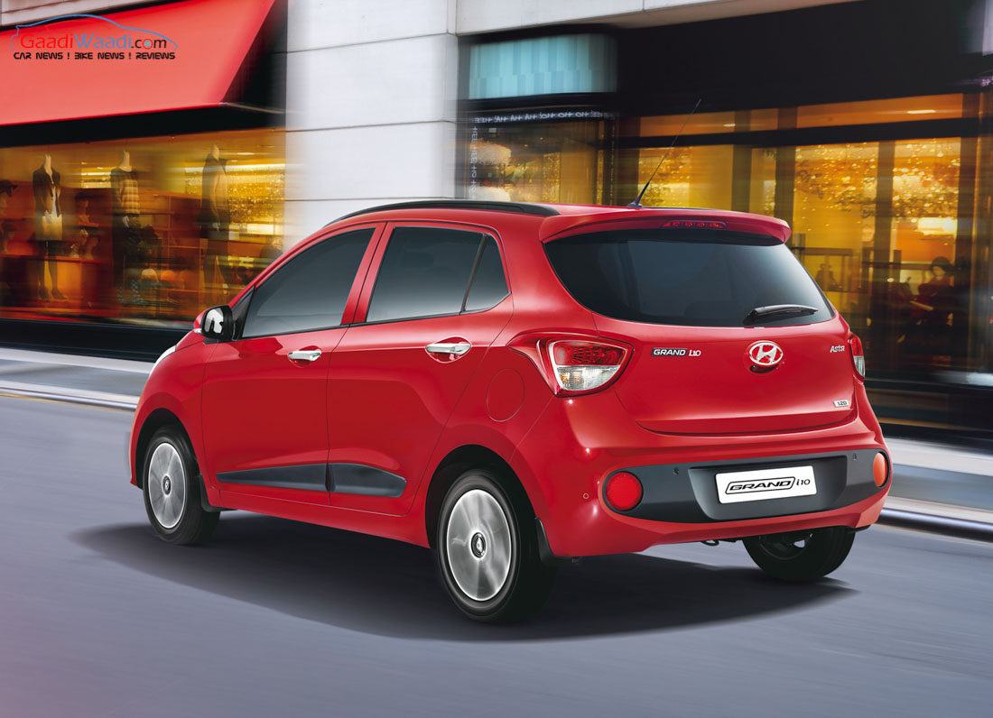 2017 hyundai grand i10 facelift launched in india price. Black Bedroom Furniture Sets. Home Design Ideas