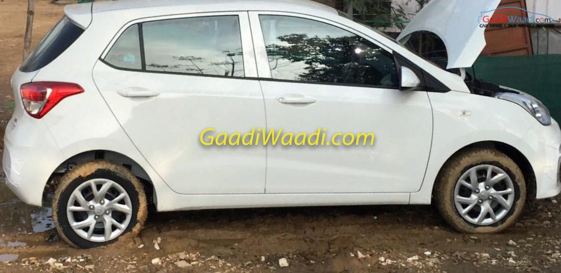2017 Hyundai Grand I10 Facelift India Launch Price Specs